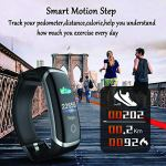 Smart Watch for Android and iOS Phone,Fitness Tracker Watch with Heart Rate Blood Pressure Watch Waterproof Smart… 8