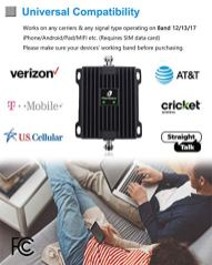 Phonetone-Cell-Phone-Signal-Booster-for-Home-and-Office-Up-to-5000-Sq-Ft-Boost-4G-LTE-Data-for-Verizon-and-ATT-65dB-Dual-Band-121713-Cellular-Repeater-with-High-Gain-Antennas-FCC-Approved