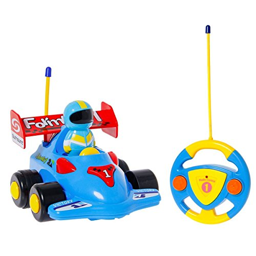 SGILE Race Car Remote Control Toy