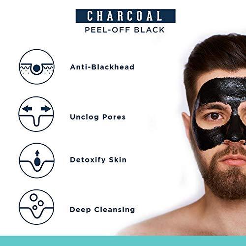 517Ydk3QDgL Beardhood Charcoal Peel Off Mask, 100g