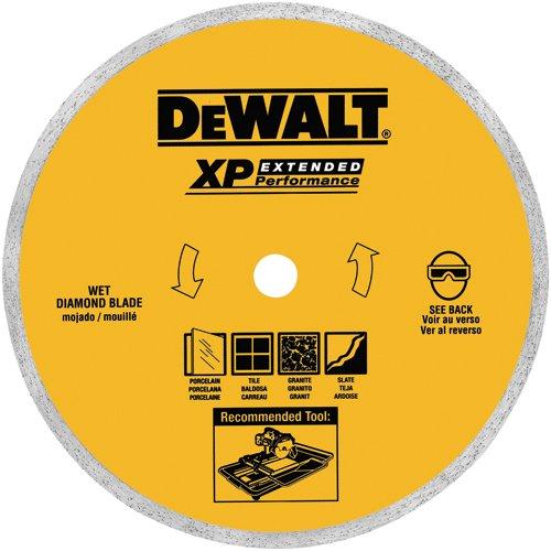 DEWALT DW4767L 8-Inch Ceramic Tile Blade