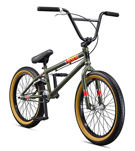 Mongoose Legion Freestyle BMX Bike Line for Beginner to Advanced Riders