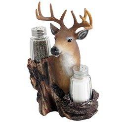Deer Salt and Pepper Shaker Set