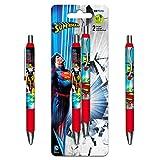 InkWorks Superman Gel Pens