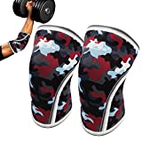 AEOLOS Elbow Sleeves(Pair),Perfect Support for Squat,Crossfit,Weightlifting,Powerlifting,Tennis, Golf & Basketball(X-Large)