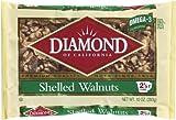 Diamond of California, Shelled Walnuts, 10 Ounce