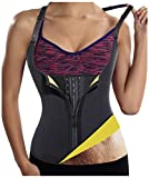 Product review for Gotoly Women's Waist Trainer Corset For Weight Loss Hot Neoprene Zipper Vest