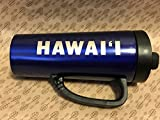 2016 Starbucks Hawaii Blue Travel Coffee Mug/Tumbler w/ Detachable Clip Handle