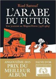"""Résultat de recherche d'images pour """"l'arabe du futur"""""""