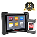 Autel Maxisys Elite Diagnostic Tool (Upgraded Version of MS908P Pro) with WiFi BT Full OBD2 Automotive Scanner with J2534 ECU Programming & 2 Years Free Update