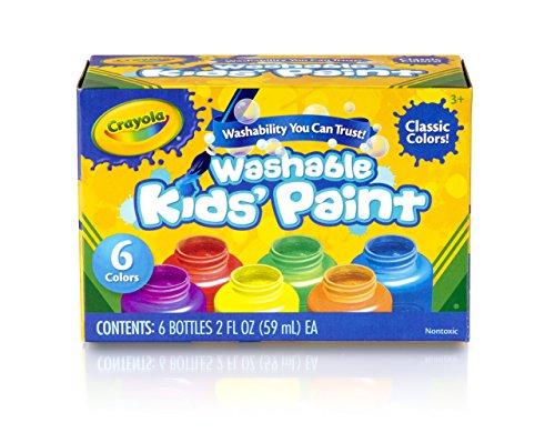 Crayola Washable Kid's Paint