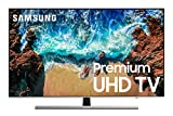"Samsung UN65NU8000FXZA Flat 65"" 4K UHD 8 Series Smart LED TV (2018)"