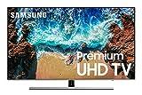 "Samsung UN55NU8000FXZA Flat 55"" 4K UHD 8 Series Smart LED TV (2018)"