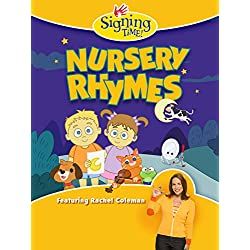 Signing Time Nursery Rhymes