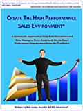 Create the High Performance Sales Environment