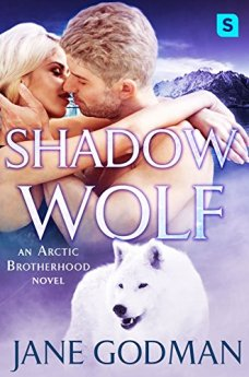 Shadow Wolf: A Shifter Romance (Arctic Brotherhood, Book 2) by [Godman, Jane]