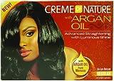 Creme Of Nature Argan Oil Relaxer Regular (Pack 12)