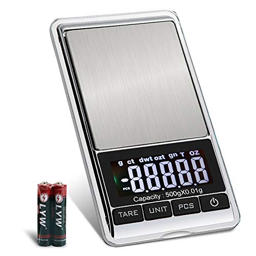 Digital Precision Gram Scale