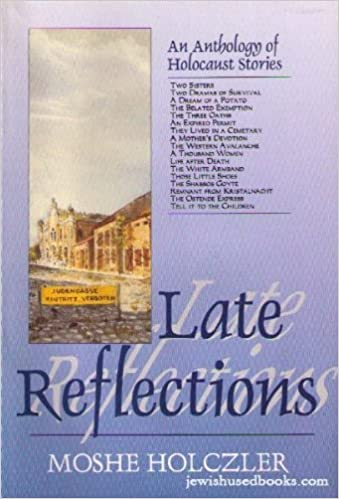 Image result for Late Reflections: An Anthology of Holocaust Stories