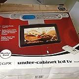 GPX under-cabinet led tv