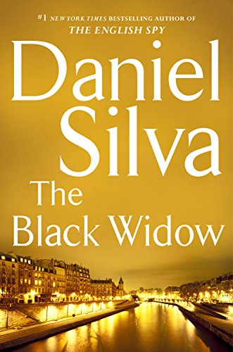 The Black Widow (Gabriel Allon Series Book...