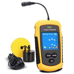 Depth Finder Fishing Gear with Sonar