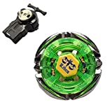 BB48 Flame Libra Kids Fusion Fight Battling Tops Gyro Toys Spinning Top with Two-Way Power Launcher