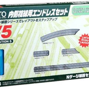 Kato 20-864 V5 Inner Oval Variation Pack 518FakKUsQL