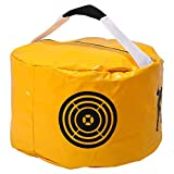 VGEBY Golf Smash Bag Trainer Swing Training Aids Power Golf Practicing Bag (Color : Yellow)