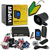 2013 Viper Responder LC3 Supercode SST 2-way Car Alarm Security System with Keyless Entry & Remote Start + Free Squash Air Fresheners