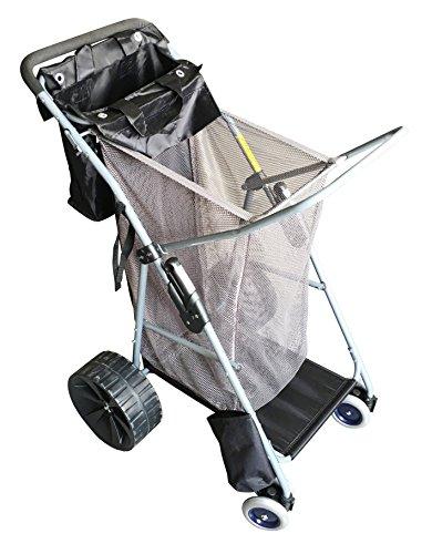 SueSport Collapsible Folding Beach Cart Review