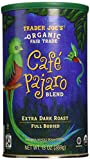 Trader Joe's Cafe Pajaro 100% Arabica Roasted Whole Bean Coffee (13 Oz.)