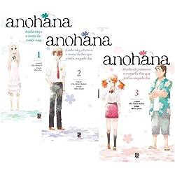 Coleção Ano Hana - Volumes 1 a 3