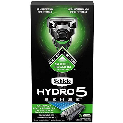 Schick Hydro 5 Shaving Starter Gift Set...