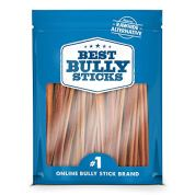 Best-Bully-Sticks-6-inch-Supreme-Bully-Sticks-25-Pack-All-Natural-Dog-Treats