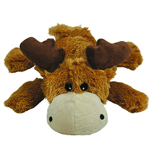 KONG Marvin Moose Cozie Toy for Small Dogs