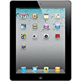 Apple iPad 2 MC770LL/A Tablet (32GB, Wifi, Black) 2nd Generation (Renewed)