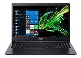 Aspire 3 Slim A315-22 ( A4-9120 | 4GB | 1TB | INT | 15.6'HD | Windows 10 | Black) - 1.9 Kg Thin&Light