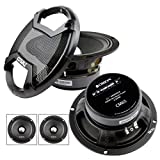 New Pair of Orion Cobalt CM65 1000 Watt 4-Ohm Loud Car Audio High Efficiency Mid-Range Speakers