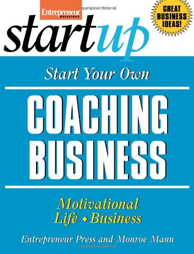 Free Online PDF Start Your Own Coaching Business: Your Step-By ...
