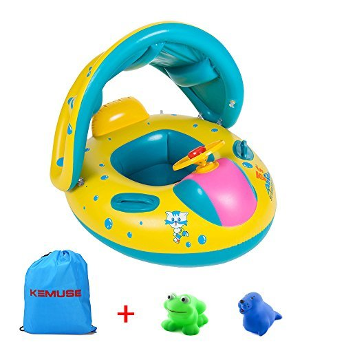 Kemuse Inflatable Baby Toddler Pool...