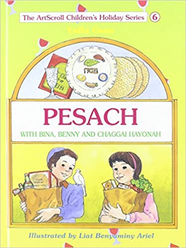 Image result for Pesach with Bina, Benny and Chaggai Hayonah