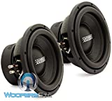 E-10 V.3 D2 PAIR - Sundown Audio 10' 500W RMS Dual 2-Ohm EV.3 Series Subwoofers