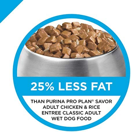 Purina Pro Plan Weight Management Adult Dry Dog Food & Wet Dog Food (Packaging May Vary) 7