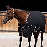 Product review for Rambo Grand Prix Helix Stable Sheet 78 Black/Tan