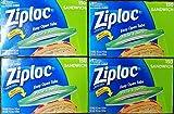 Ziploc Sandwich Bags - 600 Count (150 Unit Pack x 4)