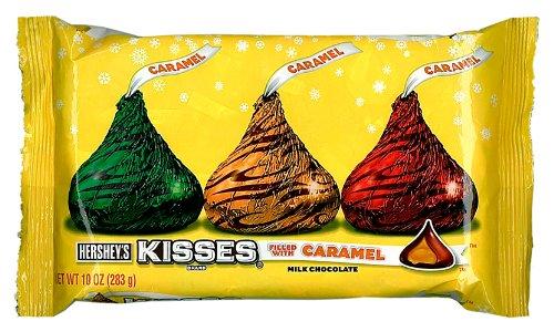 Hershey Caramel Kisses