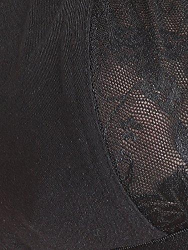Clovia Women Cotton Blend Non Padded Non-Wired Plunge Bra