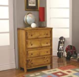 Product review for Coaster 460099 Transitional Chest, Amber Wash