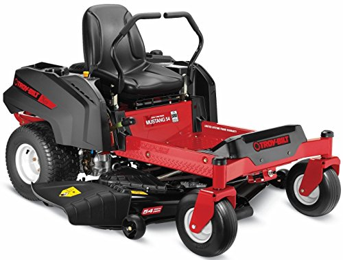 Troy-Bilt Mustang 54-Inch Zero-Turn Mower